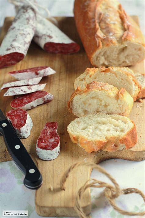 receta de pan casero de masa madre y lenta fermentaci 243 n