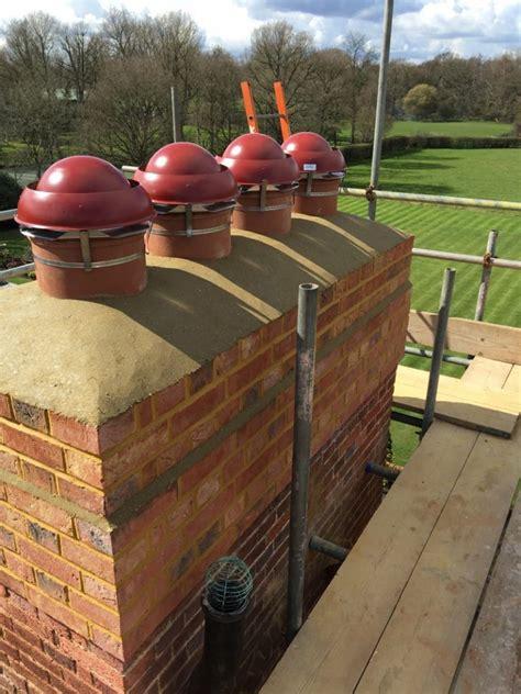 Fiddler on the roof chimney service. Chimney Stack Repairs - Billing Chimneys
