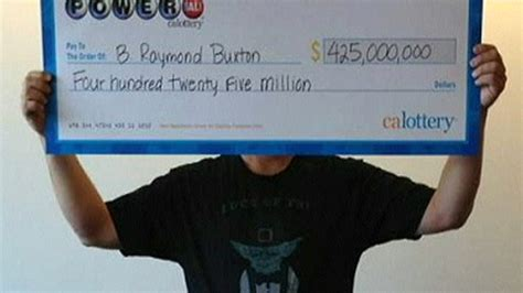 man claims  lotto prize shields face  check