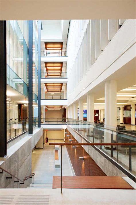 sauder school  business vancouver  architect