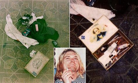 kurt cobain evidence  give fresh insight