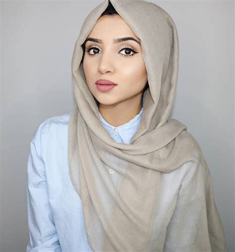 enhance  beauty   hijab styles bingefashion
