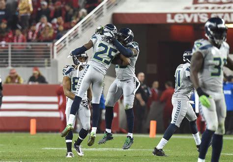 seahawks  ers score stats higlights heavycom