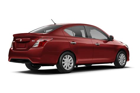 2017 Nissan Versa Reviews And Rating
