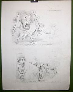 Original James Gillray Suppressed Etchings The Zenith Of