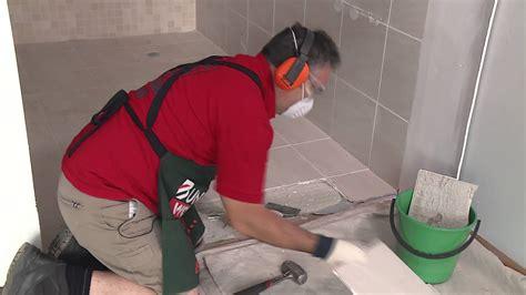 remove floor tiles diy  bunnings youtube