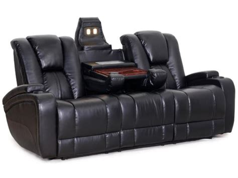 seatcraft innovator home theater seating row   sofa