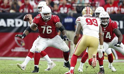 Cardinals OL Mike Iupati to miss final 4 games of 2018 ...