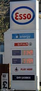 Shell Garage M1 by How Shopping Around At The Petrol Forecourt Saves You