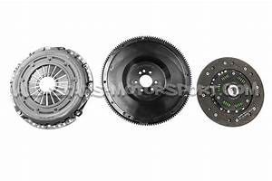 Sachs 550nm Clutch Kit With Flywheel For Golf 5 Gti    Gti