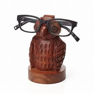 Owl, Eyeglasses, Holder