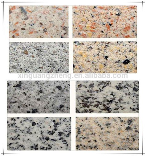 mable granite real effect decorative exterior wall