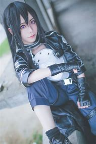 Sword Art Online Cosplay Costume
