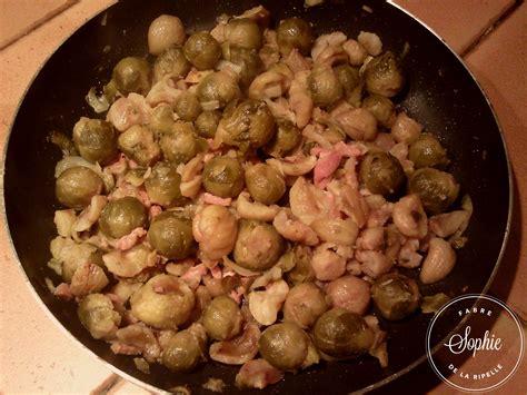 cuisiner choux de bruxelles cuisiner choux bruxelles ohhkitchen