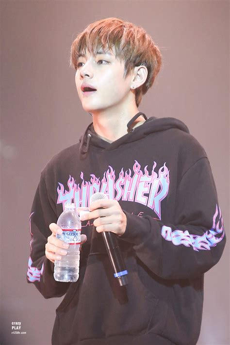 sweater hoodie kim taehyung purple blue black korean