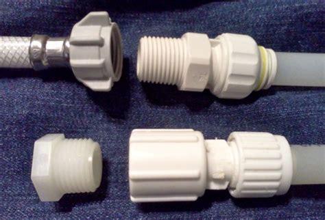 RV Plumbing Repair: PEX Tubing and Fittings