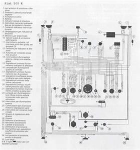 Impianto Elettrico Fiat 500