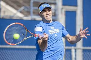 UCLA men's tennis' top players fall out of first round of ...