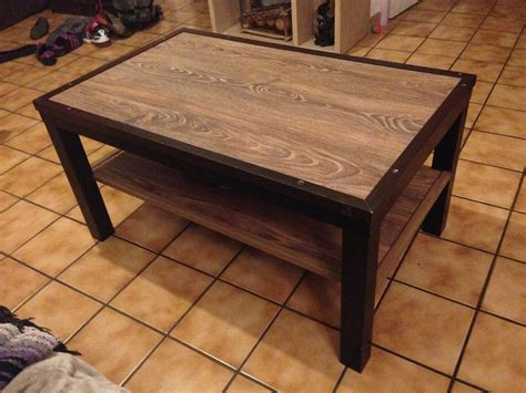 table lack industrielle bidouilles ikea