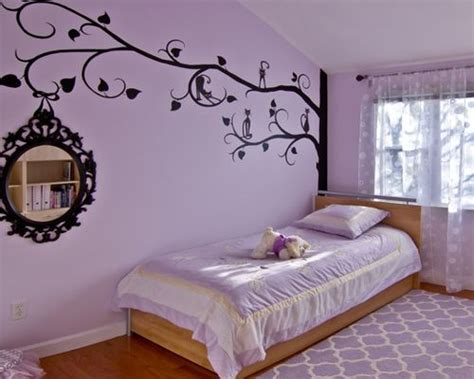 purple painted rooms purple painted rooms home design ideas pictures remodel and decor