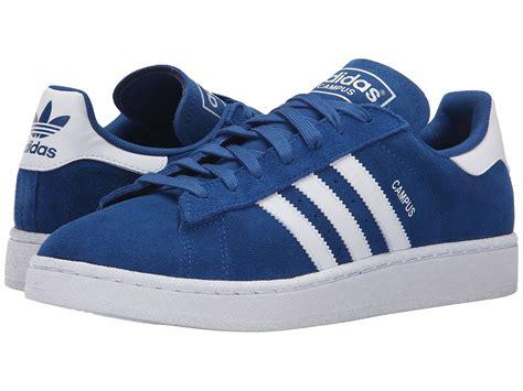 adidas originals campus  blue  men lyst