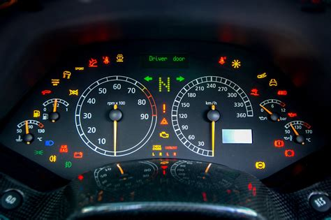 Car Dashboard Warning Lights Explained