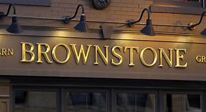 exterior wooden sign letters 269 best signage images on With outside letters for buildings