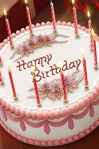 Happy Birthday Cake With Name Edit For Facebook more at ...