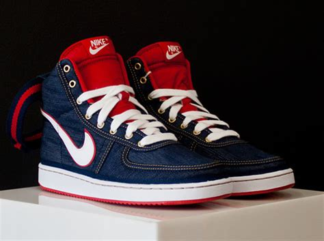 nike vandal supreme nike vandal high supreme quot blue denim quot sneakernews