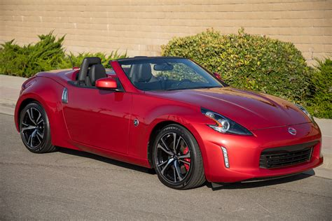 2019 Nissan 370z by 2019 Nissan 370z Roadster Review