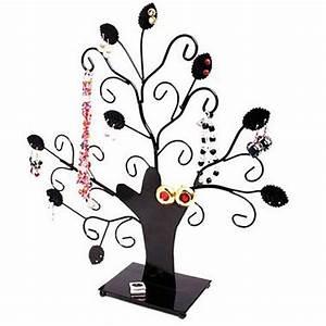 Arbre à Boucle D Oreille : arbre boucle d 39 oreille arbre bijoux mixte fioriture ~ Teatrodelosmanantiales.com Idées de Décoration