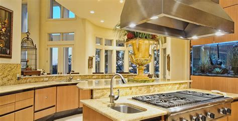 top  luxurious gourmet kitchens
