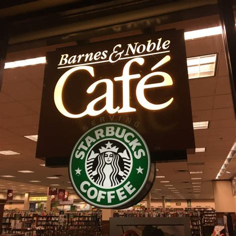 Barnes & noble reviews and barnesandnoble.com customer ratings for april 2021. Barnes and Noble Cafe serving Starbucks Coffee - Coffee Shop