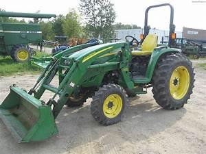 2007 John Deere 4320 Tractors - Utility  40-100hp