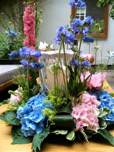 garden arrangements a summer garden party flower arranging evening at the interflora flower school