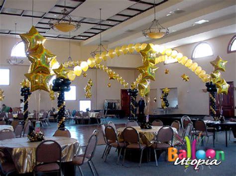 san diego classic decor  balloon utopia