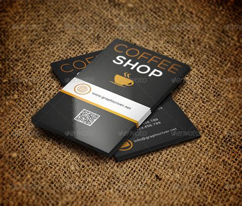 Templates business cards, a4 menu design coffee menu, a banner, a gift card and folding brochure for shops, cafes or restaurants. Coffee Business Card 137 by Reddes | GraphicRiver