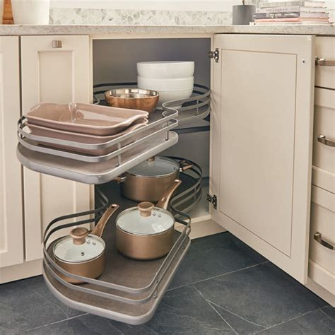 rv kitchen cabinet organizers quot the cloud quot fog series two tier contempo blind corner 5033