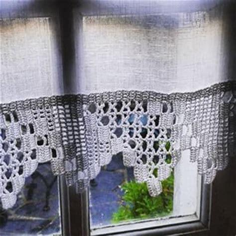 1000 images about rideau on pinterest crochet curtains
