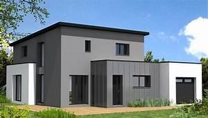 Recherche Garage : maison etage toit monopente recherche google maison pinterest maison etage recherche ~ Gottalentnigeria.com Avis de Voitures