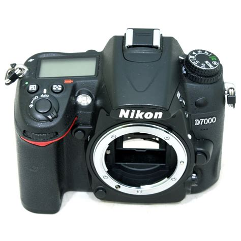 Latest price of nikon d7000 body only in india was fetched online from flipkart, amazon, snapdeal, shopclues and tata cliq. USED Nikon D7000 DSLR Camera (Body Only) (S/N: 8235524 ...