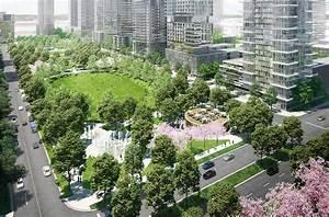 Vaughan Metropolitan Centre  Central Park And Masterplan
