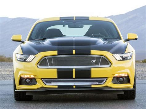 shelby sgtpc mustang polycarbonate hood  vents