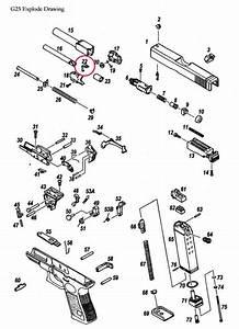 airsoft ea airsoft vente reparation preparation With glock 22 diagram