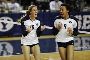 BYU women's volleyball preps for season with alumni game ...