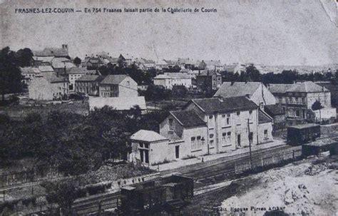 les gares belges d autrefois frasnes couvin demeulder
