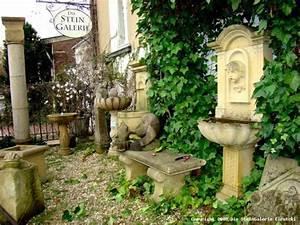 Außergewöhnliche Weihnachtsdeko Aussen : sandsteinbrunnen stein galerie cirotzki ~ Whattoseeinmadrid.com Haus und Dekorationen