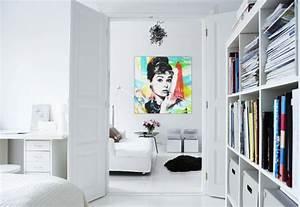 Kunst An Der Wand : 10 praktische inneneinrichtungsideen die ihre wohnung erfrischen ~ Markanthonyermac.com Haus und Dekorationen