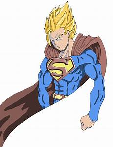 Goku and Superman Fusion | Dragonball Fanon Wiki | FANDOM ...