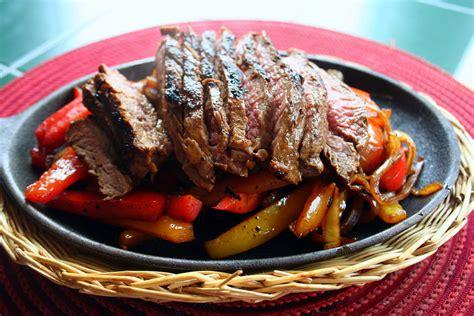 steak fajitas lauras kitchen